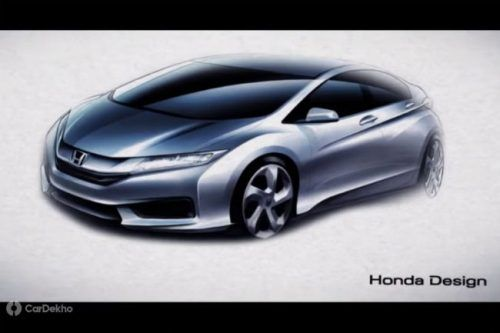 Fifth-Generation (2020) Honda City To Be Unveiled On November 25