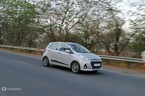 Hyundai Grand i10 To Come In Petrol And CNG Models Only
