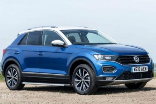 All-New Volkswagen T-Roc Spotted In India