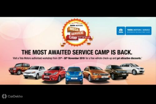 Tata Motors Begins Winter Service Camp